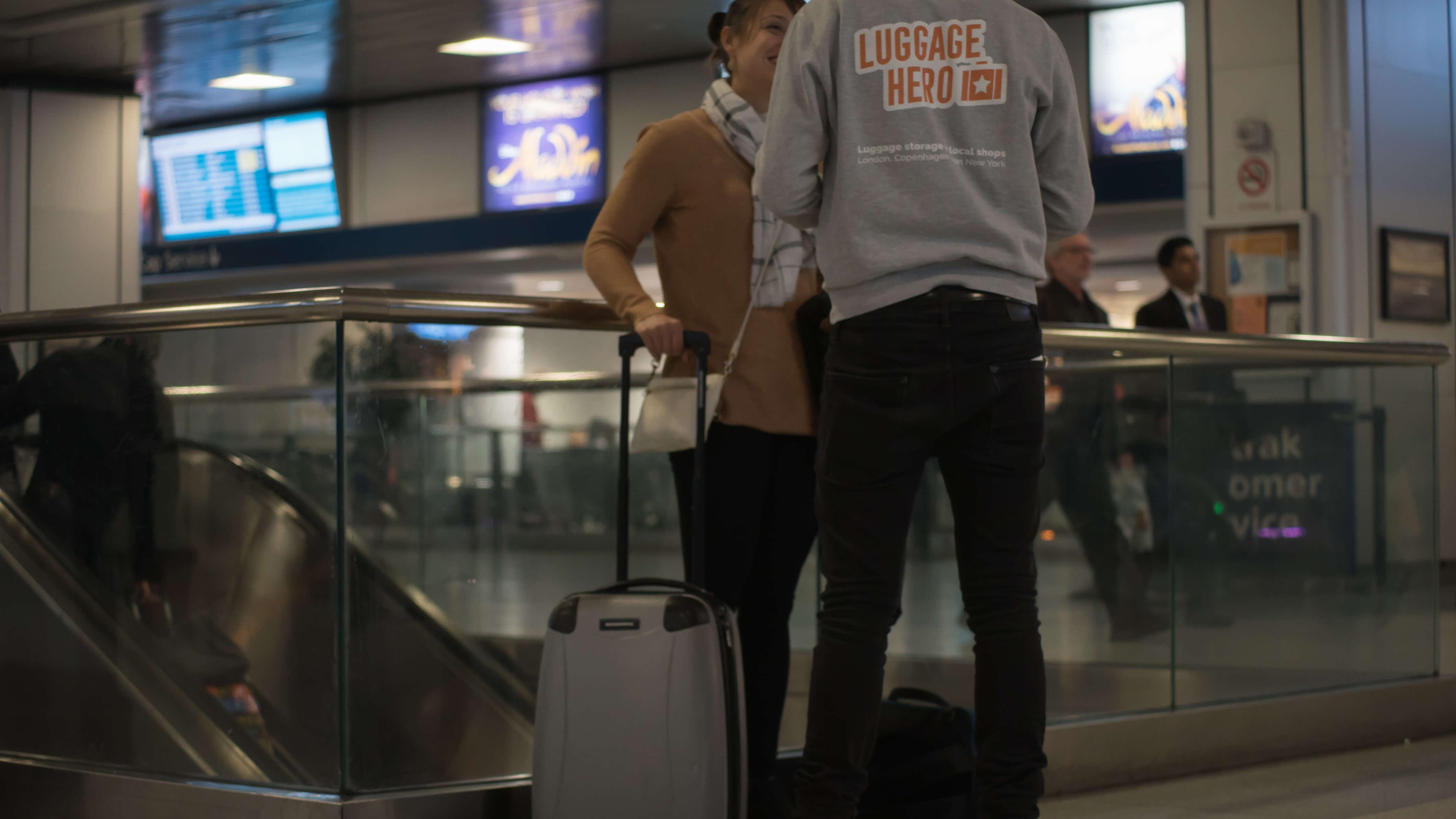 Luggage Storage Newark Penn Station