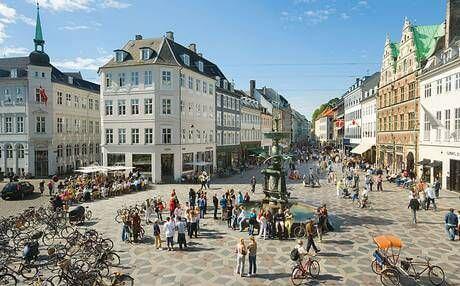 Copenhagen City Centre
