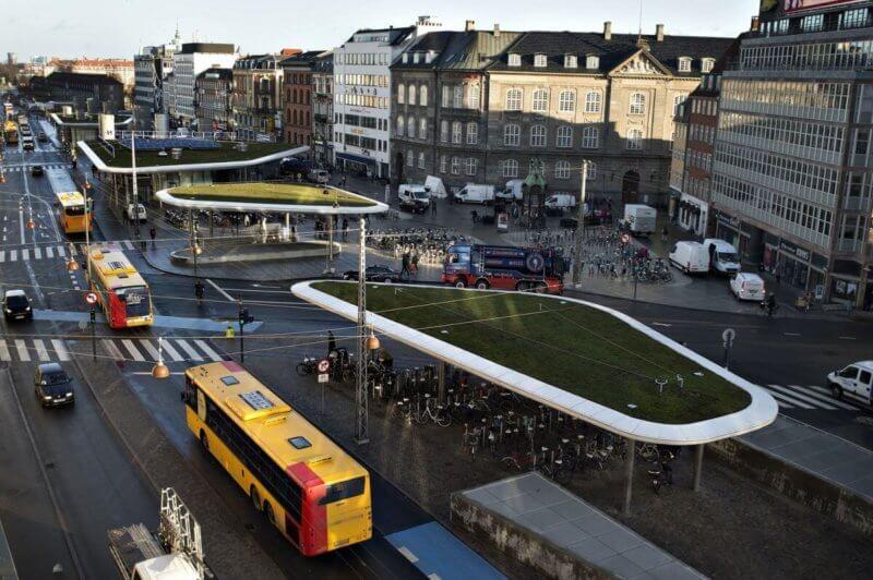 Nørreport Station in Copenhagen