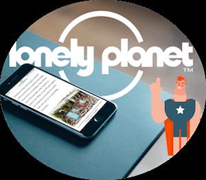 Lonely Planet endorses LuggageHero 2019