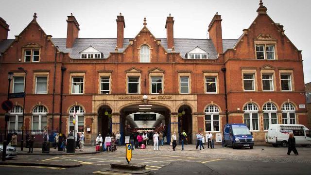 Marylebone Station London