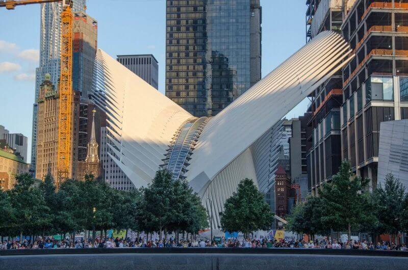 Path Station World Trade Center