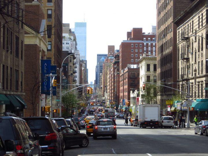 Lexington Ave. New York