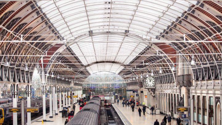 Estación de Paddington consigna de equipaje