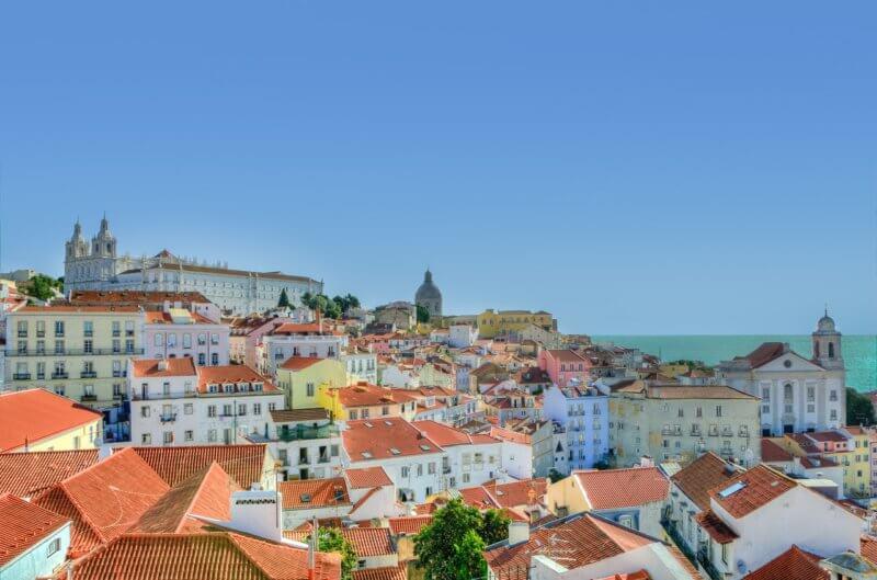 Lagern Sie Ihr Gepäck in Lissabon
