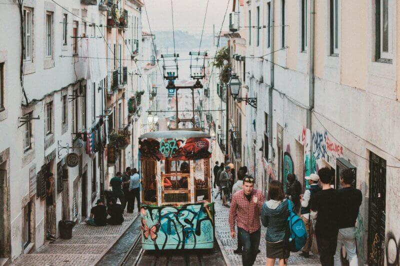 Luggage Storage Bairro Alto Lisbon
