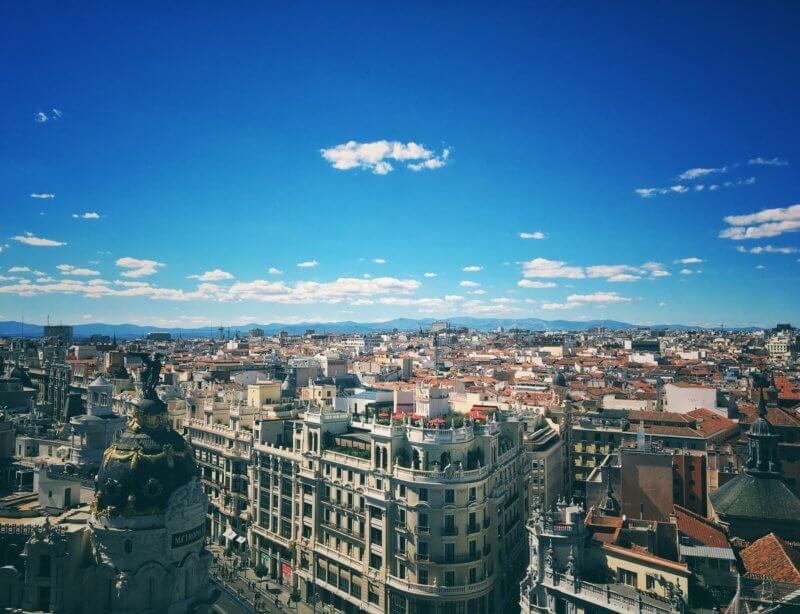Busca una consigna de equipaje en Madrid