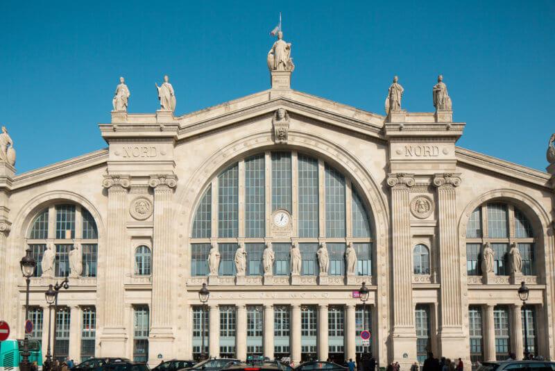 Lagern Sie Ihr Gepäck in der Nähe des Gare du Nord