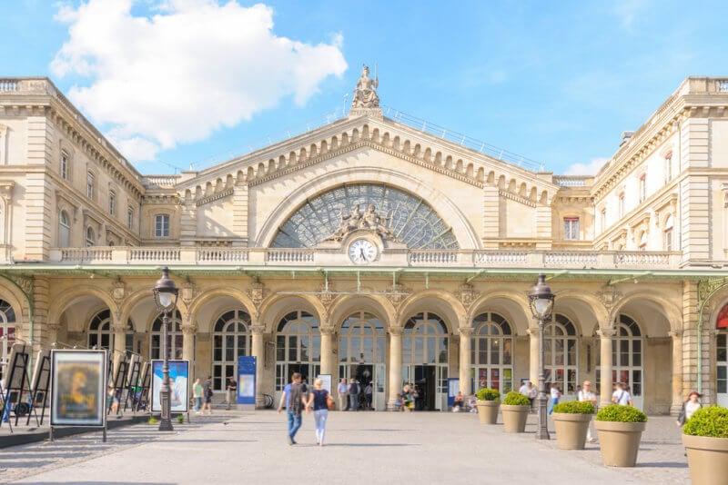 Store your luggage near Gare de L´est