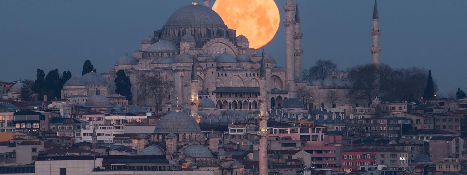 Luggage storage Istanbul