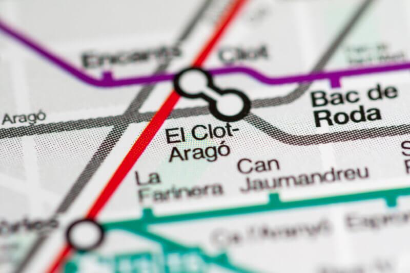 luggage storage El Clot - Aragó
