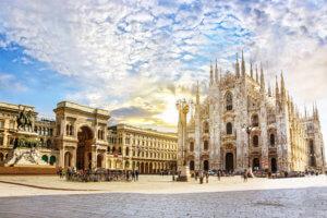 Square Piazza Duomo