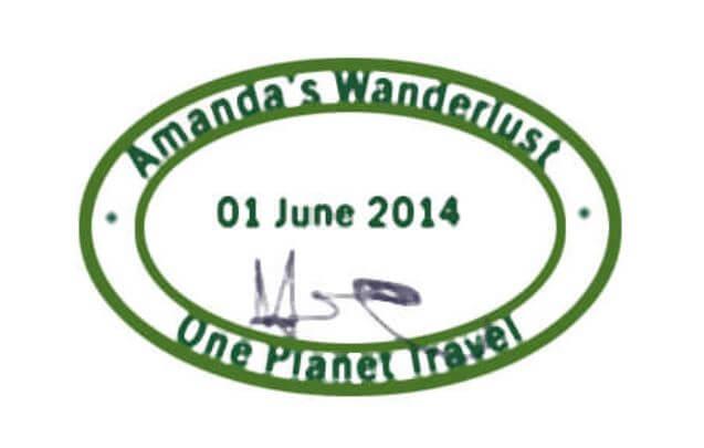 Amanda wanderlust sustainable , eco travel blog