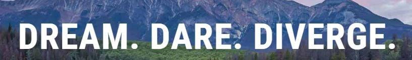 diverge travel blog