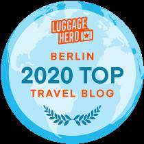 top travel bloggers badge