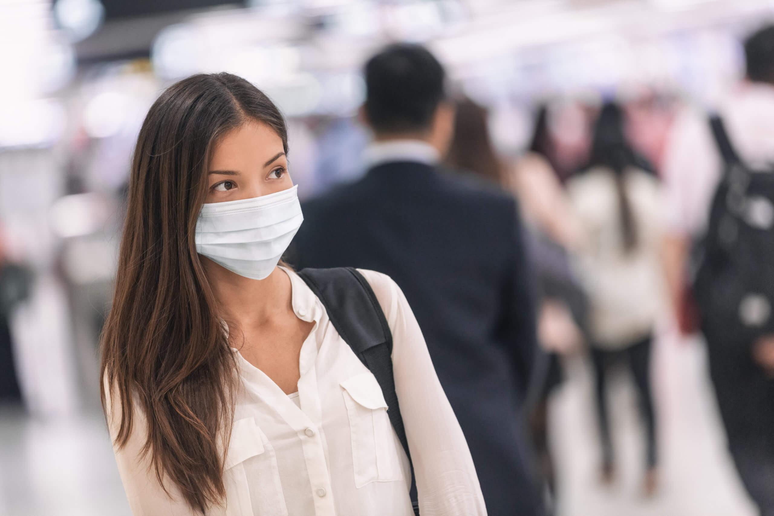Coronavirus Montreal - Airport information