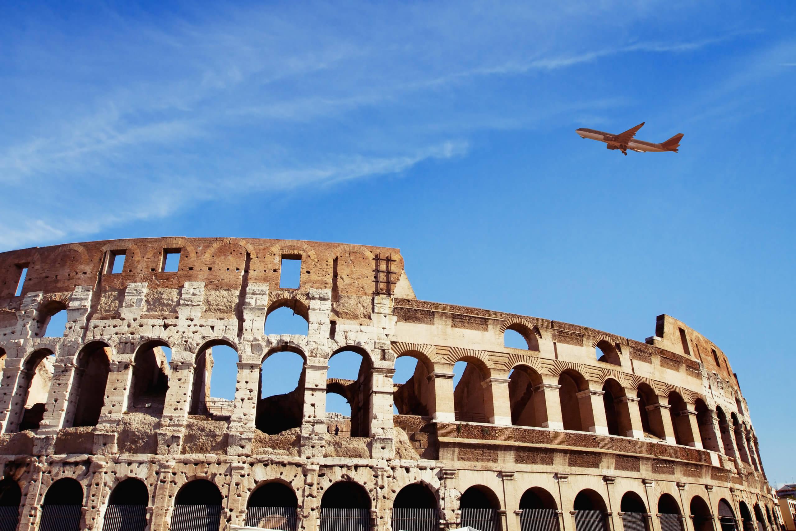 Airport information - Coronavirus Rome