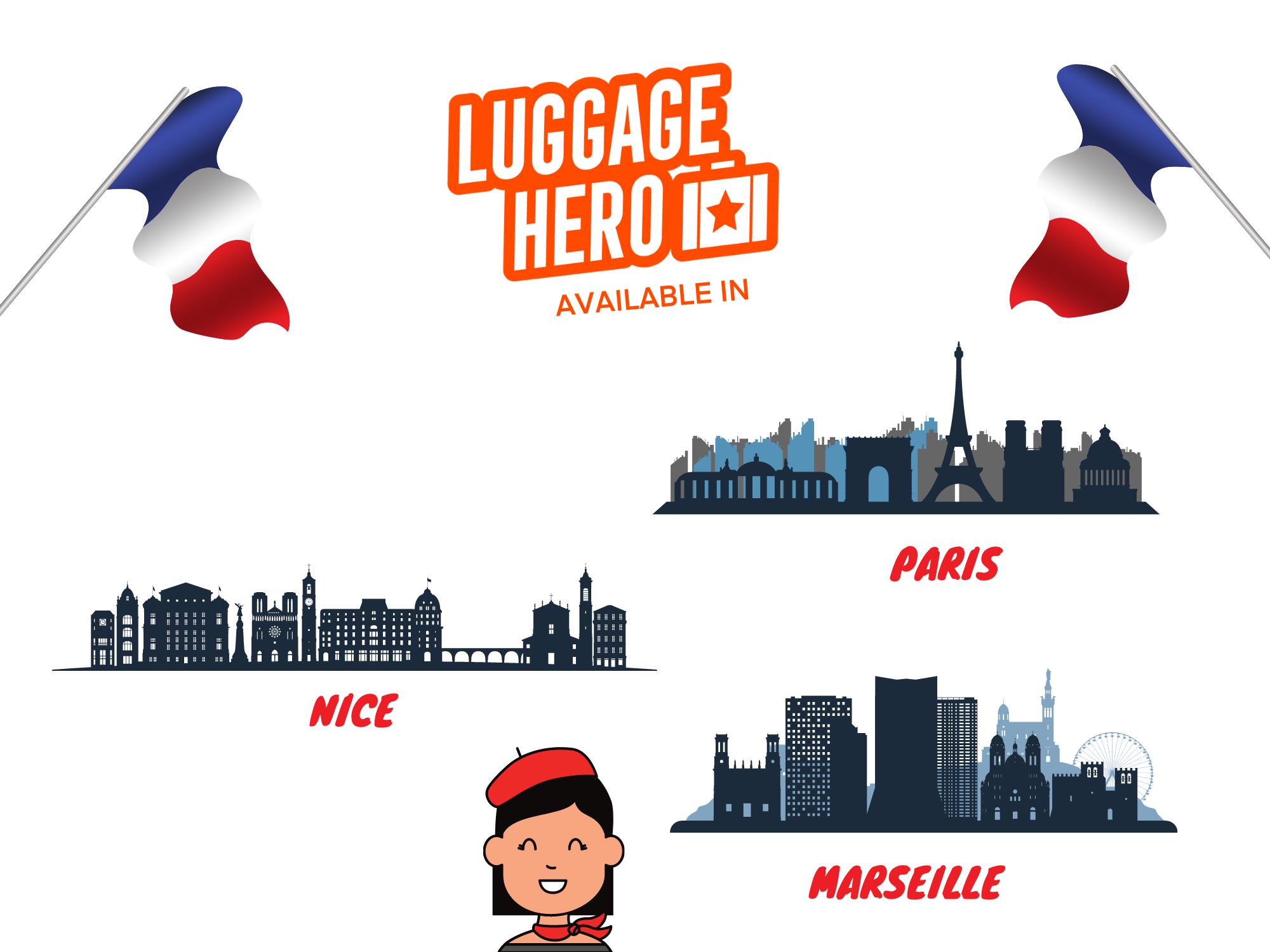 luggagehero in France