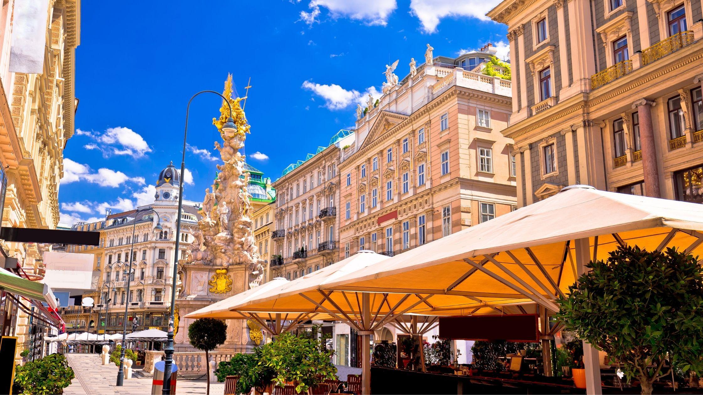 Vienna travel destination