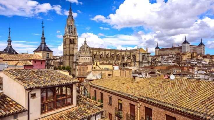 Destination Spain