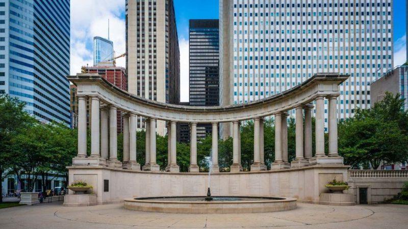Millenium Monument Chicago